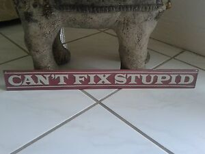 Can 39 t fix stupid embossed metal with raised letters 18 by for Raised metal letters
