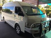 Toyota Hiace Commuter 2013 . Margate Redcliffe Area Preview