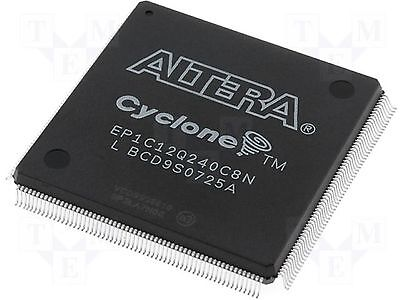 Altera Ep1c12q240c8n Qfp Cyclone Fpga 12k Pqfp-240 Usa Ship