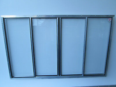 33 X 53 Concession Window Glass