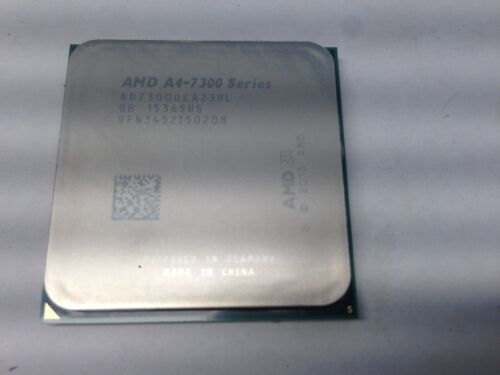 AMD A4-7300 3.8GHz Processor White AD7300OKHLBOX
