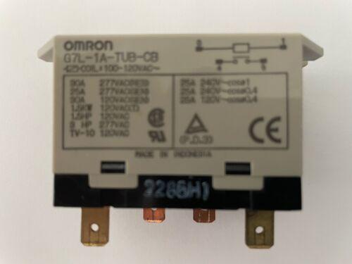 Omron G7L-1A-TUB-CB  AC100/120V General Purpose Relay