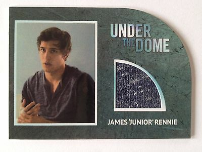 Under the dome - Alexander Koch as James JUNIOR Rennie - Wardrobe Costume Card