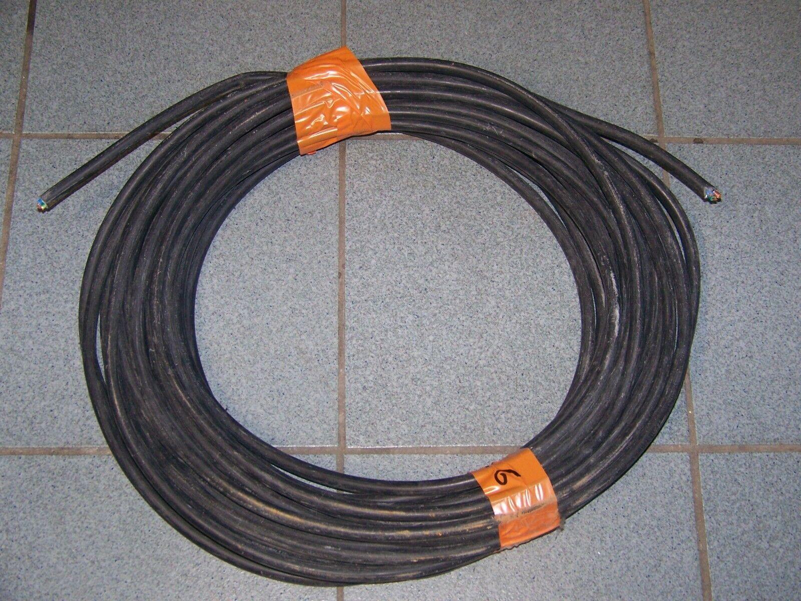 Câble rigide  5 G X 1,5 mm² longueur de 20 M