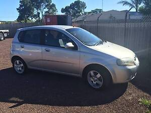 2007 HOLDEN BARINA AUTO HATCH Bacchus Marsh Moorabool Area Preview