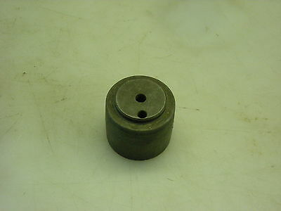 44mm Flat Belt Pulley For A Mikron 79 Gear Hobbing Machine