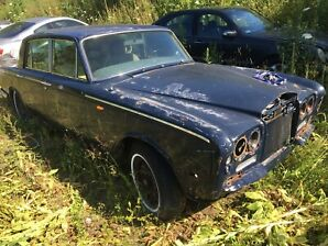 1973 Rolls Royce Silver Shadow. Restoration project.