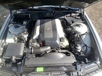 2002 BMW 735i 7 Series 3.5 V8 Petrol 235BHP - M62TUB35 ENGINE 145k