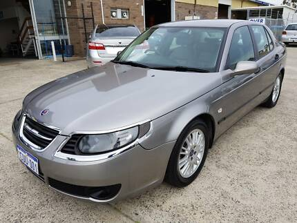 2007 Saab 9-5 Sedan Auto 2.3L Turbo 110kms (Drives Well) Wangara Wanneroo Area Preview