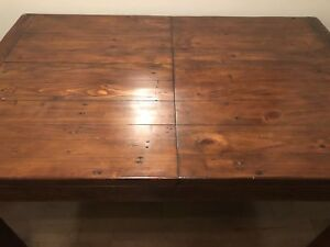 Rustic Wooden Kitchen Table! GREAT condition