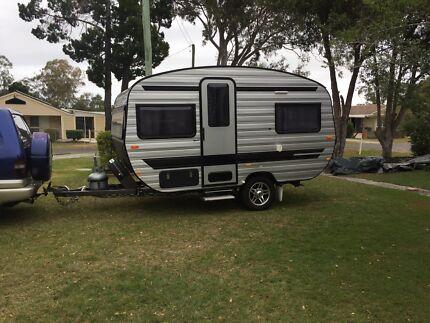2015 Franklin Iconic Lightweight Caravan