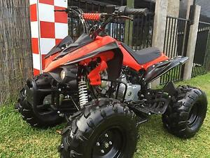 Newest Big Wheel 125cc Semi Automatic 300kg rear axle Pacific Pines Gold Coast City Preview