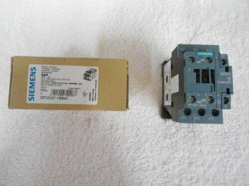 NIB Siemens Contactor  24VDC    3RT2027-1BB40