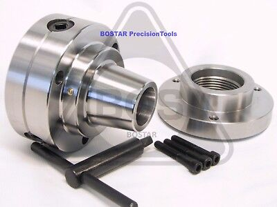 Bostar 5c Collet Lathe Chuck Closer With Semi-finished Adp.2-14 X 8 Thread