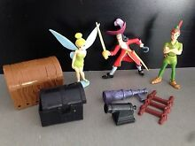 Peter Pan theme (Tinkerbell) cake toppers/ figures Hamersley Stirling Area Preview