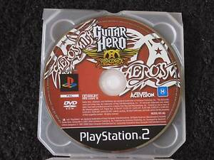 Guitar Hero Aerosmith Standalone Playstation 2 Game - BRAND NEW Gwelup Stirling Area Preview