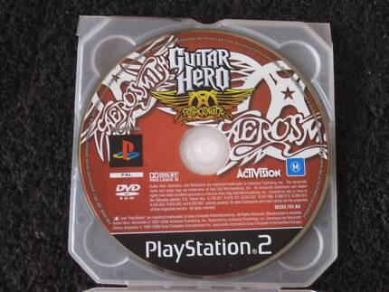 Guitar Hero Aerosmith Standalone Playstation 2 Game - BRAND NEW