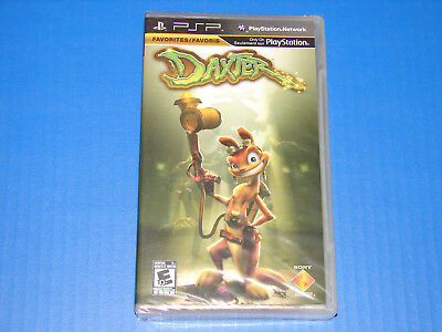 Daxter PSP Sony PSP  ***BRAND NEW***  BLACK LABEL - NON GREATEST HITS EDITION!