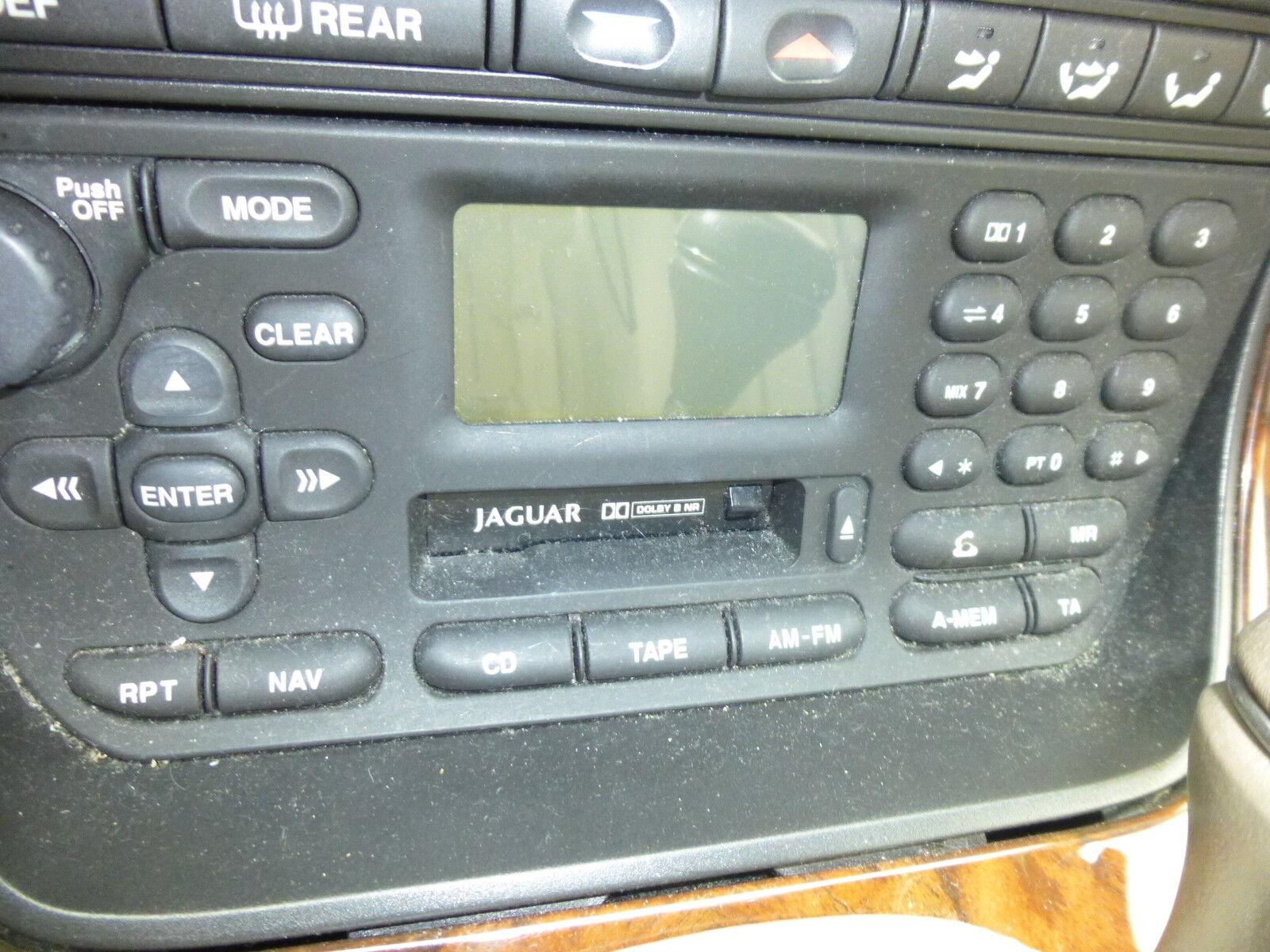 1992 jaguar vanden plas xj40 stereo wiring jaguar xj8 xjr vanden plas 1998 1999 2000 2001 2002 2003 ... #3