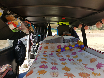 Fully Equipped Backpacker Campervan