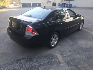 Ford Fusion se 2007 4cyll automatic