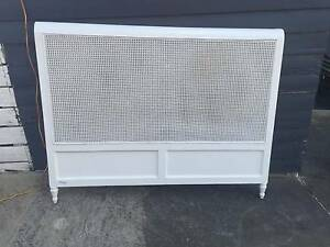 Adairs French Country Provincial Rattan Queen Size Bedhead Sunbury Hume Area Preview