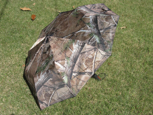 Realtree compact 44 inch auto open umbrella FREE SHIPPING