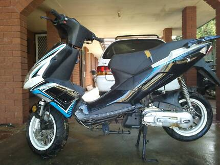 SpeedJet scooter for parts