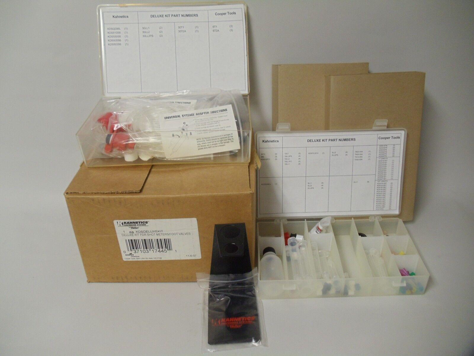 kds syringe deluxe dispensing starter kit
