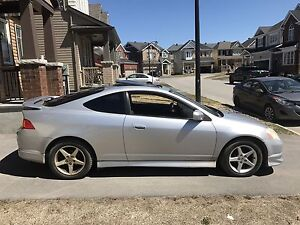 Acura RSX Premium 2002 ( $2500 firm / selling as is )