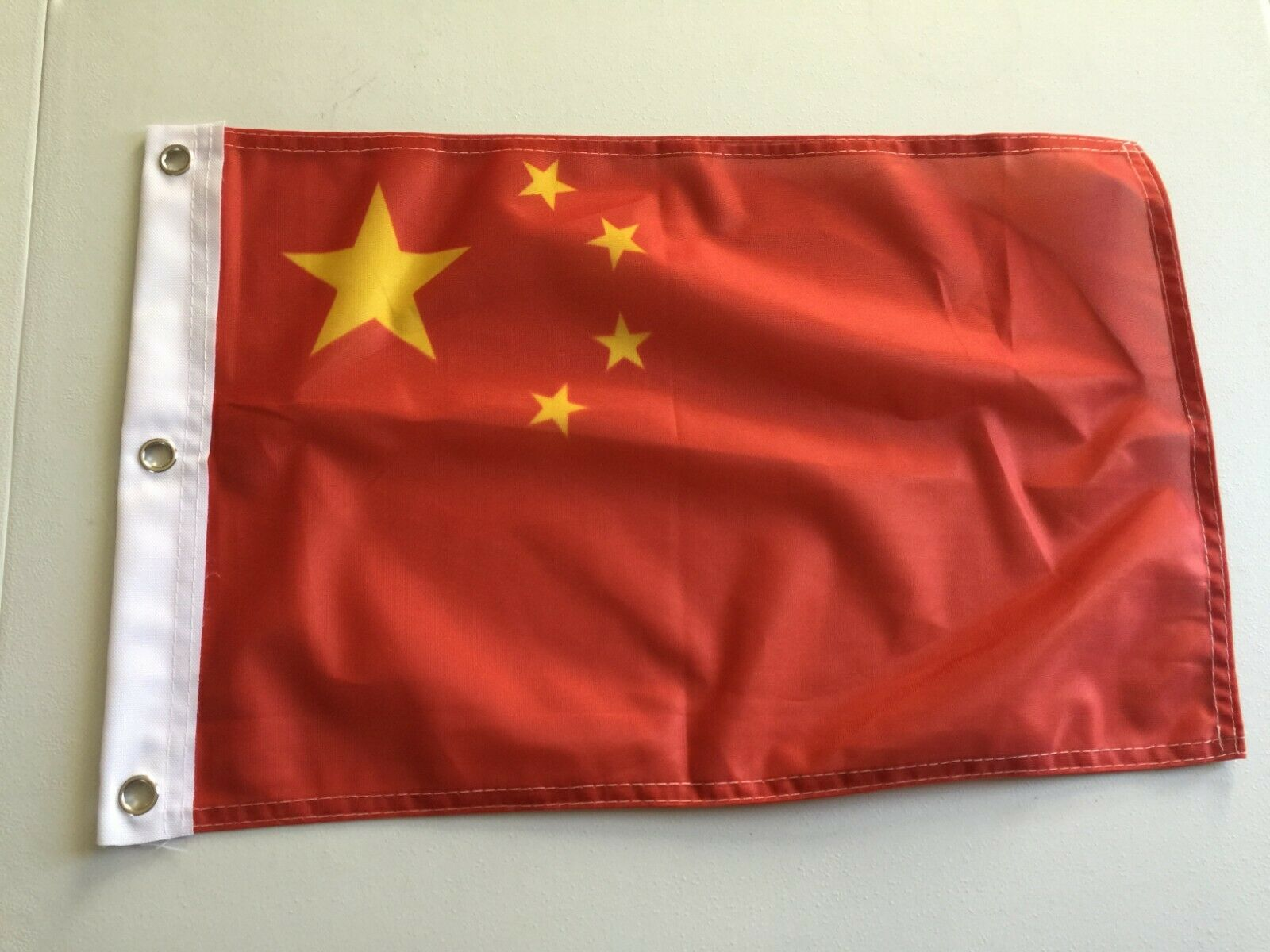"12"" x 18"" China Flag Peoples Republic Banner Chinese 12x18"