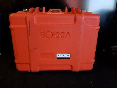 Sokkia Set4110r Prismless Surveying Total Station