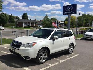 2015 Subaru Forester Navigation Limited