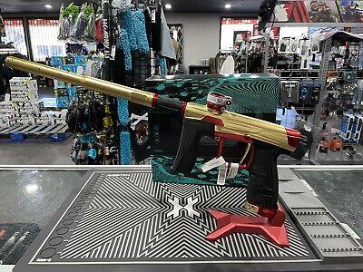 PLANET ECLIPSE GEO 4 PAINTBALL GUN - FIRE OPAL