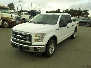2015 Ford F-150 XLT SuperCrew 5.5-ft. Bed 4WD