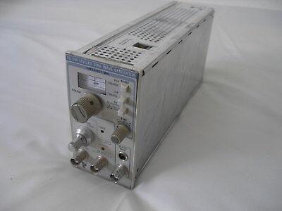 Tektronix Sg 504 Sg504 Leveled Sine Wave Generator Plug In Card