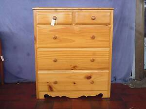 Large Pine chest of drawers - 369731 Lane Cove Lane Cove Area Preview