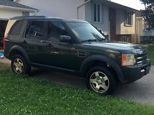 2006 Land Rover LR3 FOR TRADE
