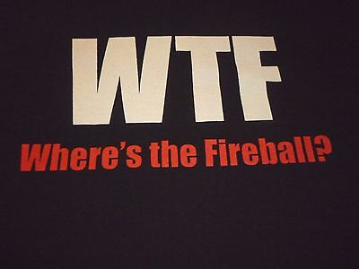 Fireball Whiskey Shirt ( Used Size XL ) Very Nice Condition!!!