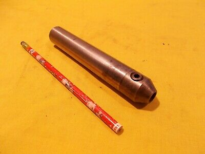 1 Shank X 38 End Mill Holder Milling Machine Arbor Tool Weldon Usa Mmh-2