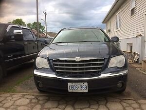 2007 AWD Chrysler Pacifica Touring Safetied!!