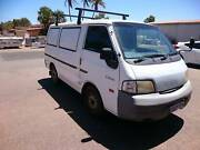 1999 Ford Econovan w/ Mattress & false floor in back Broome Broome City Preview