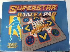 DANCE PAD POUR PLAYSTATION NEUF