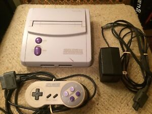 Slim Super Nintendo bundle with Zoop / Snes