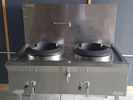 2 hole wok Luus