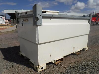 2011 Western Global 20tcg Transcube 552 Gallon Transportable Fuel Storage Tank