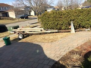 16 foot boat trailer