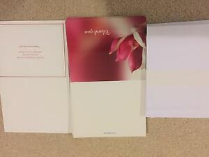 Wedding gift thank you cards Capital Hill South Canberra Preview