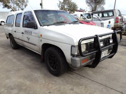 **WRECKING Nissan Navara D21 Ti, ALL PARTS ELECTRIC WINDOWS Wingfield Port Adelaide Area Preview