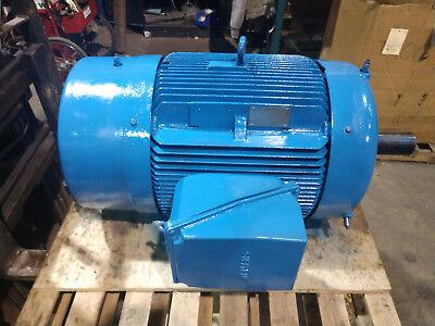 Siemens Rgzesdx 150hp 3ph 460v 1700a 1165rpm Electric Motor